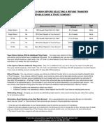 2012 Federal Bank Application