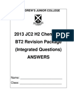 BT2 Revision Package 2013 -Ans