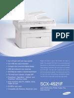 Samsung MFP Laser SCX4521F