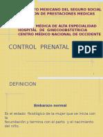 04Control Prenatal