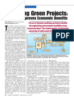 Evaluating Green Projects