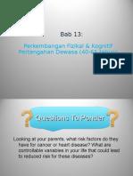 Bab.13_Perkembangan Fizikal Pertengahan Dewasa.ppt