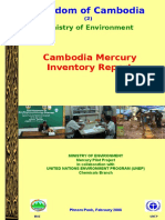 Cambodia Mercury Invent Report