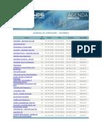 Agenda de Formação Set16 - Coimbra