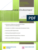 denr presentation sustainable environment