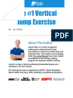 Number 1 vertical jump exercise