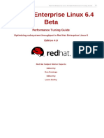 RHEL6 Beta Performance Tuning Guide