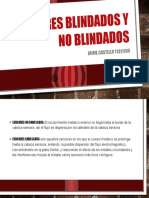 Sensores Blindados y No Blindados