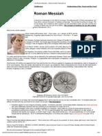 Augustus_ the Roman Messiah « History Hunters International