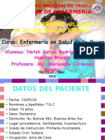 Proceso Enfermero Climaterio