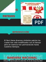SIMBOLOS PATRIOS - XIOMARA