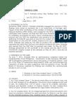 Sample Case Digest - Andrada v. Cera (1)