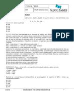 Raciocínio Lógico - Material 05