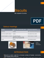 Biscuit Baking and Industries in India