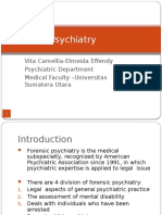K21 - Forensic Psychiatry