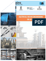 Electrical Design Engineering Oil Gas
