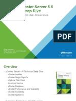 2014 Orlando VMUG User Conference VMware VCenter Server 55 Technical Deep Dive