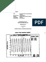 Analysis vibration pdf spectrum