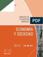 ECONOMIA Y SOCIEDAD - N 40 - MAYO 2016 - PARAGUAY - PORTALGUARANI.pdf