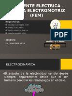 CORRIENTE-ELECTRICA