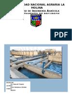 Trabajo 3 - Aguas Servidas en El Peru