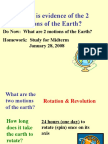 01 Motions of Earth and Seasons.ppt