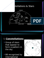 constellations ppt