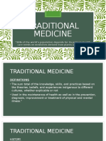 TRADITIONAL MEDICINE.pptx