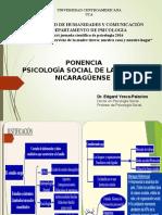 Psicologia Social de La Familia Nicaraguense