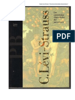 Levi Strauss Las Estructuras Elementales Del Parentesco Cp1-5