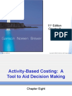 08 Activity-Based Costing =  A Tool to Aid Decision Making