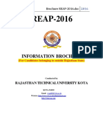 Brochure-REAP-2016 for Outside Rajasthan