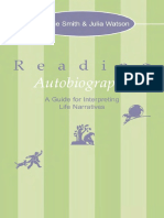 Sidonie Smith, Julia Watson-Reading Autobiography_ a Guide for Interpreting Life Narratives-University of Minnesota Press (2002)