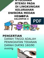 39324789 Penyuluhan Hipertensi Pada Lansia Di Lingkungan Viii Kelurahan