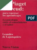 De Piaget a Freud [Leandro de Lajonquière].pdf