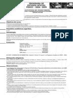 2 Fundamentos de Analisis de Sistemas 2009 Pe2009