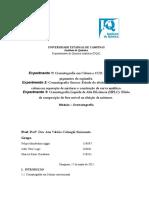 Rel QA316 Cromatografia