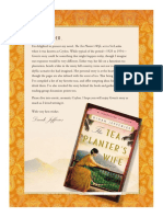 The Tea Planter's Wife Book Club Kit
