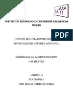 Instituto Tecnologico Superior Zacatecas Norte