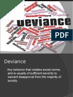 Deviance ( IV)