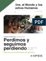 Unidad Didáctica 'Perdimos y seguimos perdiendo' (castellano)