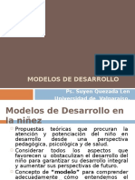 4. Modelos de Desarrollo