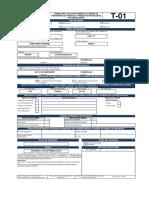 formulario T-01