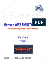 German Sigint