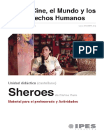 Unidad Didáctica 'Sheroes' (castellano)