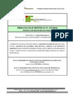 Edital Pregão SRP -07