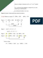 Química Geral Método de Oxi-redução