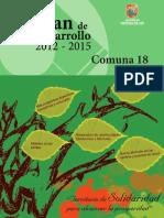 Plan de Desarrollo Comuna 18