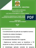 Escola Superior Da Amazônia Slides