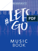 #LetsGo (MusicBook)